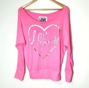 Love PINK Victoria's Secret Top Size XS